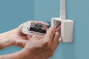 Wiring an Outlet Weston MA